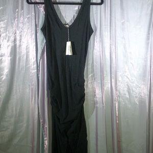 James Perse clingy Black Dress NWT